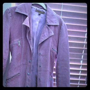 Beautiful Arden B trench coat is great for fall.